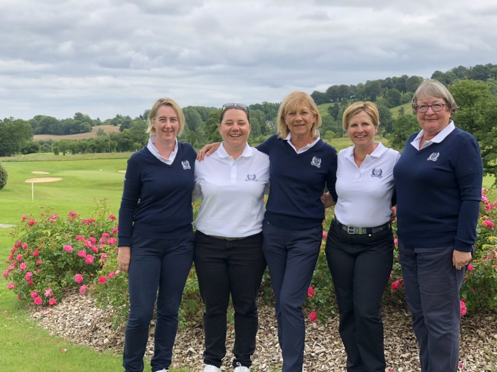 2018 : Equipe Mid-Am Dames