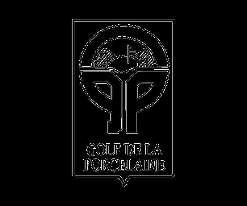 logo du golf de la porcelaine