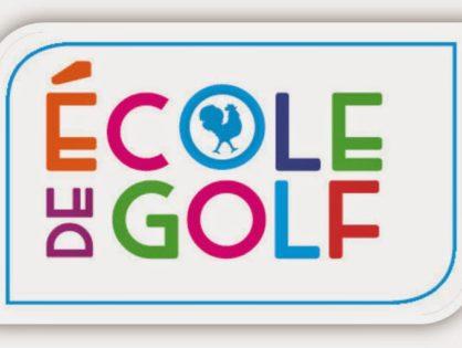 Ecole de Golf 2019-2020