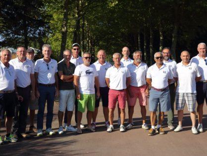 Equipe Séniors Messieurs : Montée en 2eme division régionale.