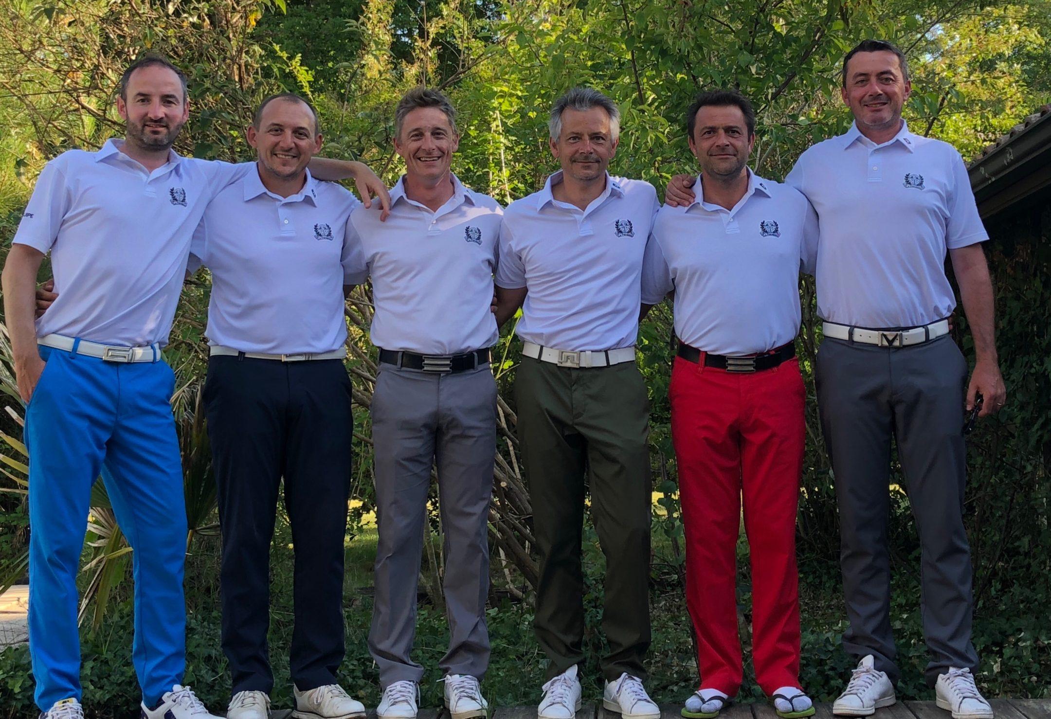 2018 Equipe Mid-Am Messieurs ➡️