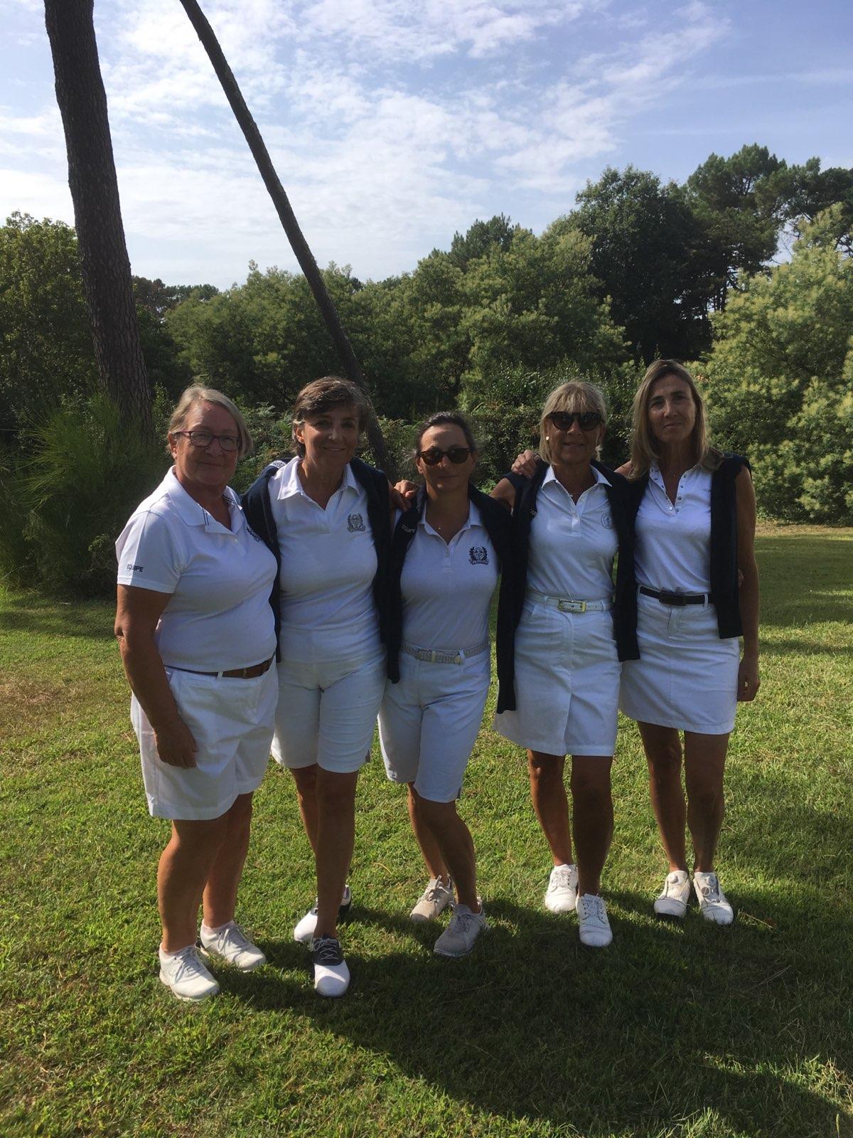 2019↔️Equipe Séniors Dames Championnat Régional